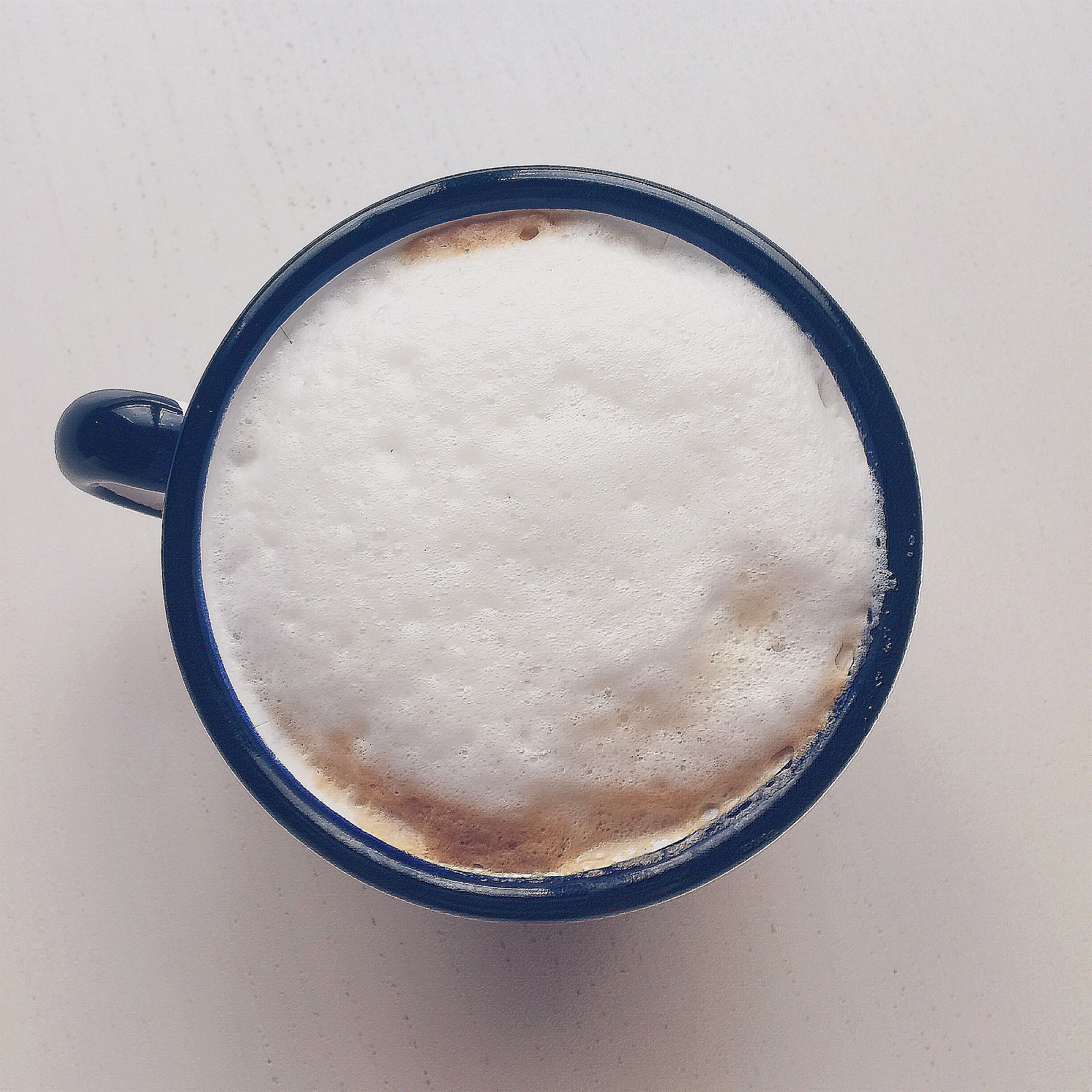 Homemade Cappuccino Foam Without A Machine Recipe