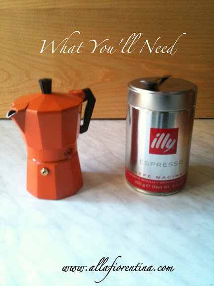 Moke Pot Instructions