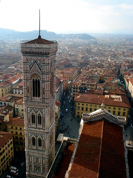 Brunelleschi's Eye View: Climbing The Duomo