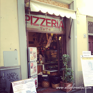 The Best Pizza By The Slice In Florence