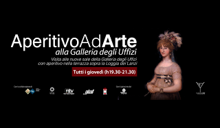 Aperitivo Ad Arte At The Uffizi