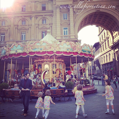 Piazza Republica Carousel