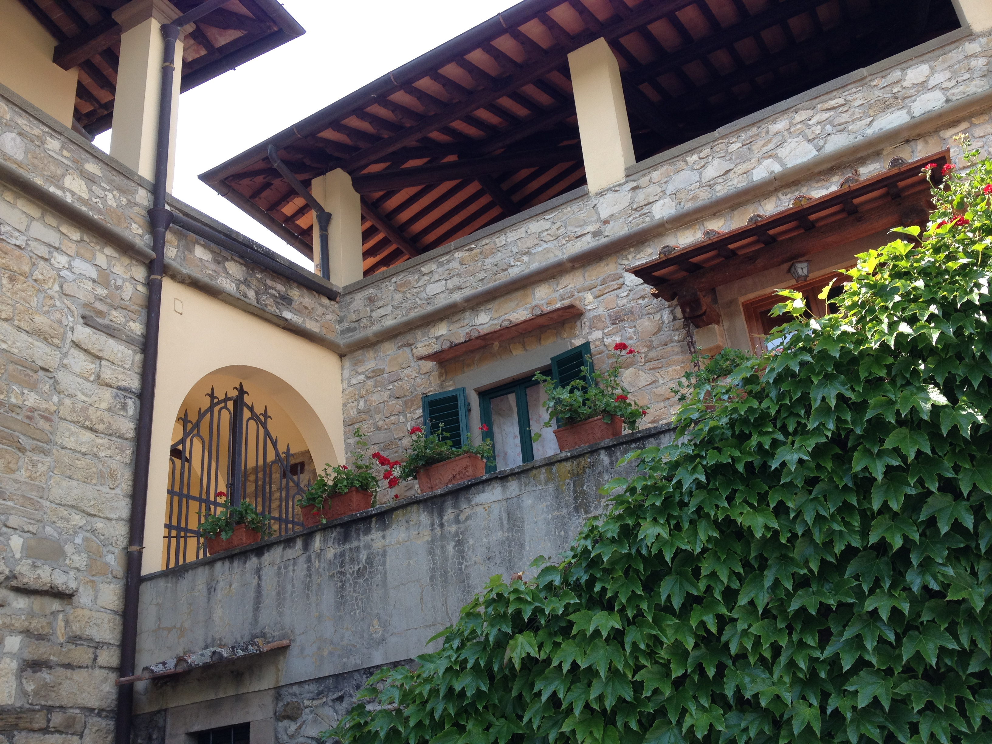 Castello Di Verrazzano Winery In Tuscany