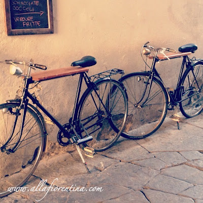 Bike Tables: Creativity, Design & Functionality In Florence