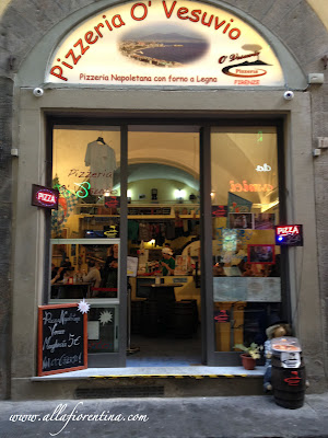 Good Pizza In Florence