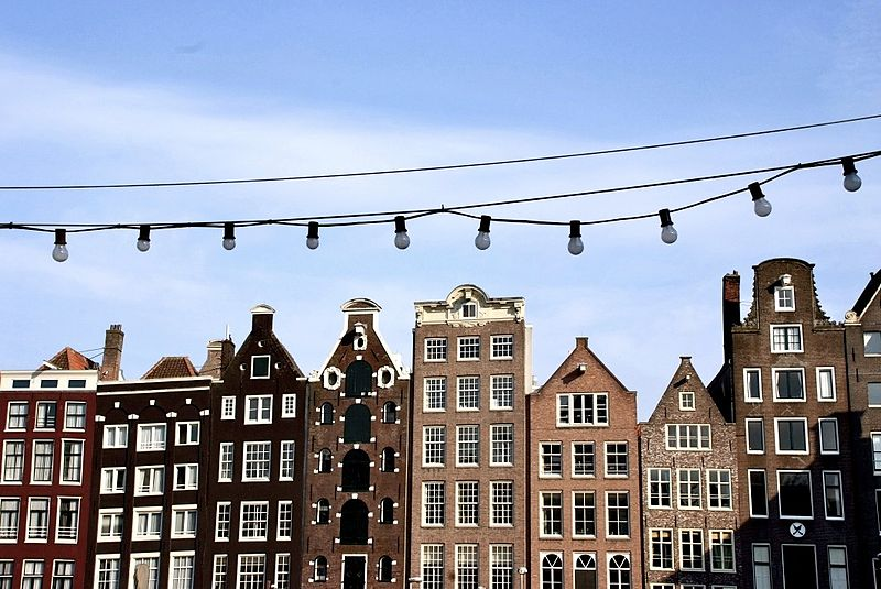 Travel Tuesday: Summer In Amsterdam