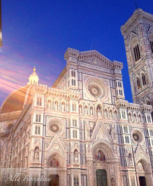 The Duomo At Dusk