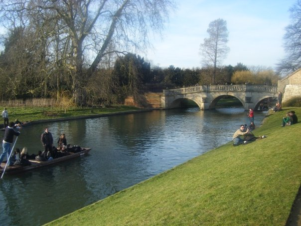 Travel Tuesday: A Day Trip To Cambridge