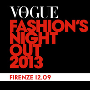 Vogue Fashion's Night Out In Florence: List Of Events