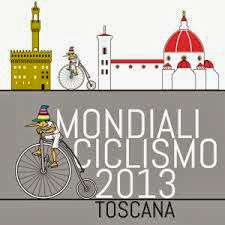 World Cycling Championship In Florence