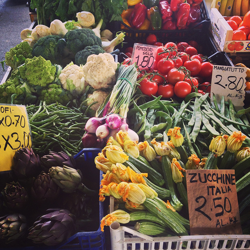 Autumn In Tuscany: Fall Grocery Shopping Guide