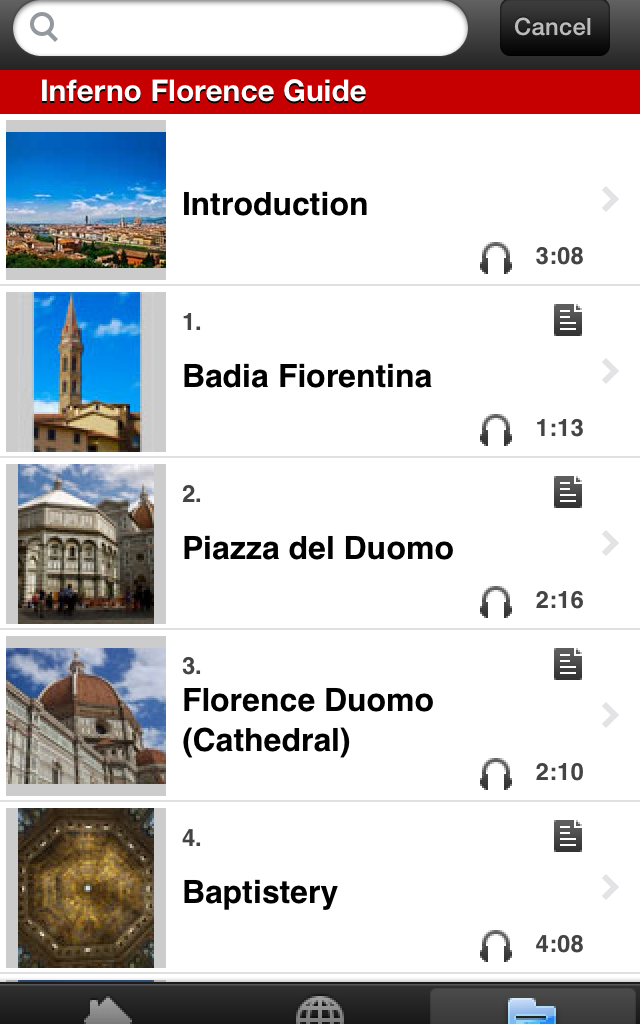 Florence Inferno Guide
