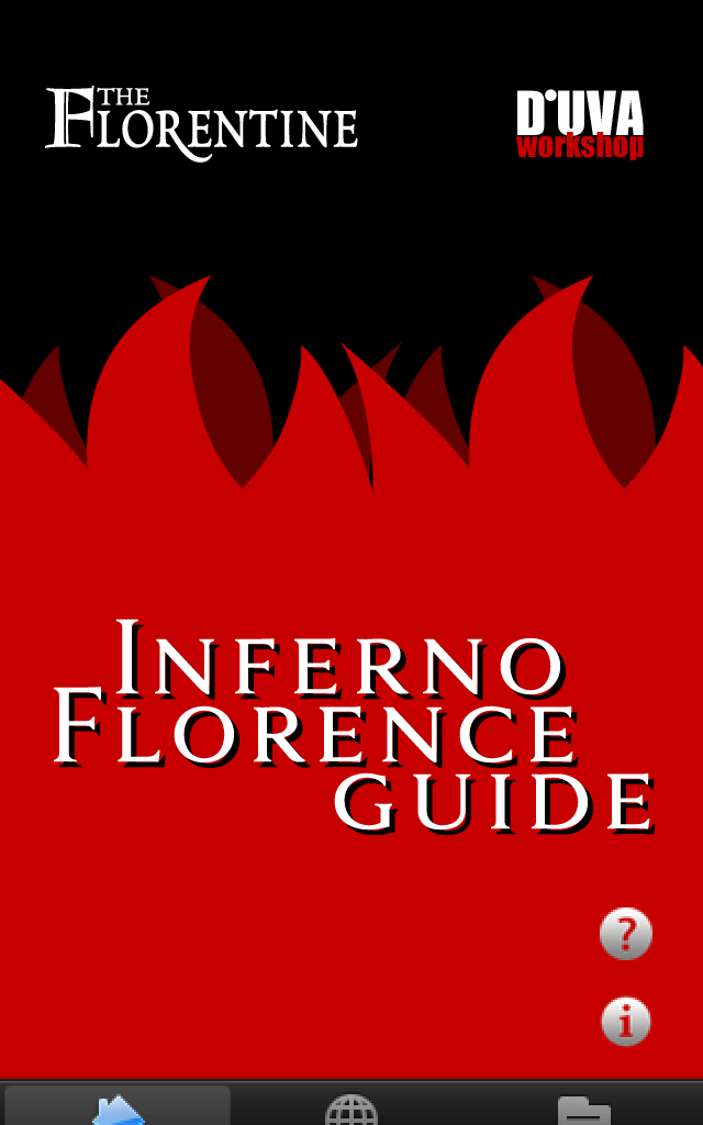 Florence Inferno Guide App