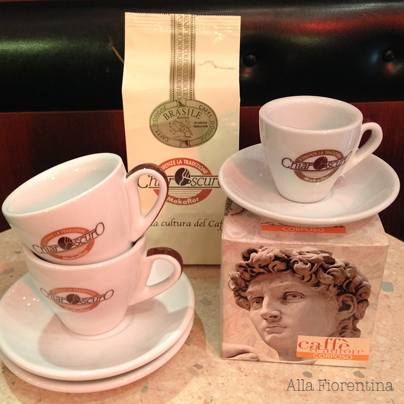 coffee gift ideas in florence italy