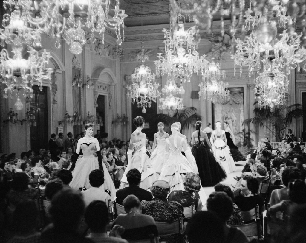 Fashion Show In The Sala Bianca, Palazzo Pitti Firenze