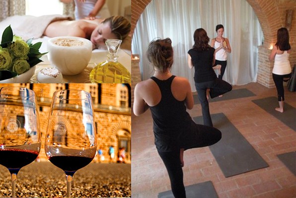 Yoga Retreat In Florence Italy