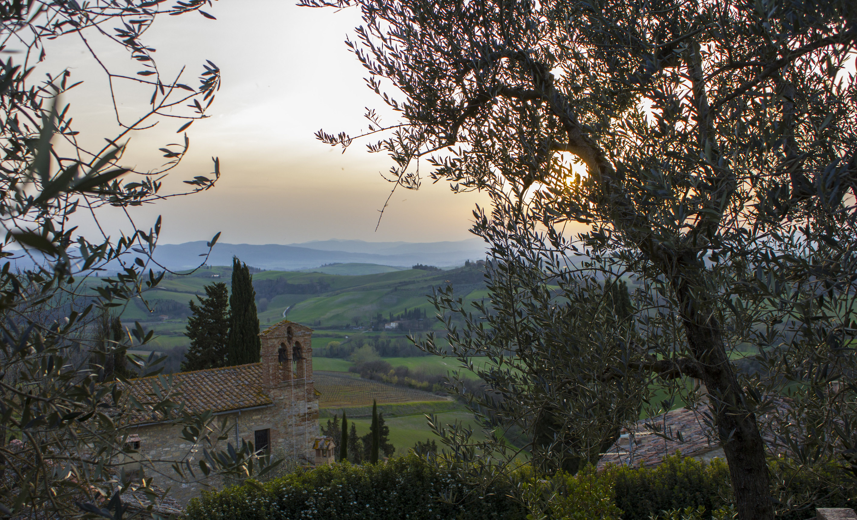 Tuscan Bliss At Borgo Lucignanello