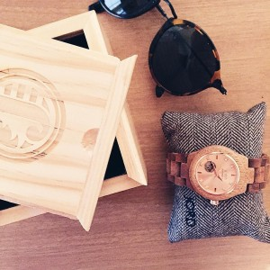 jord wood watch packaging