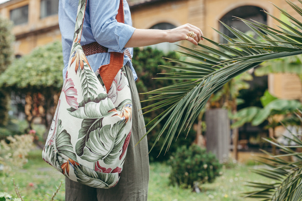 Vagabond & Company Tropical Bag